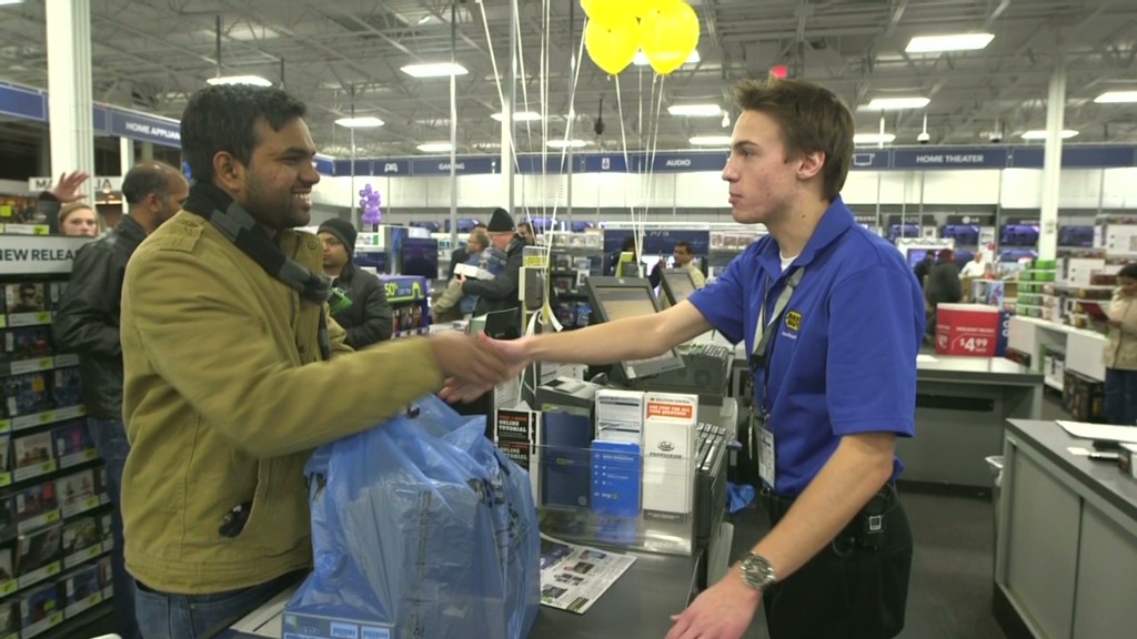 Best Buy: Tablets and video games selling