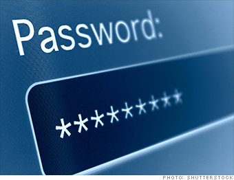 password safety login