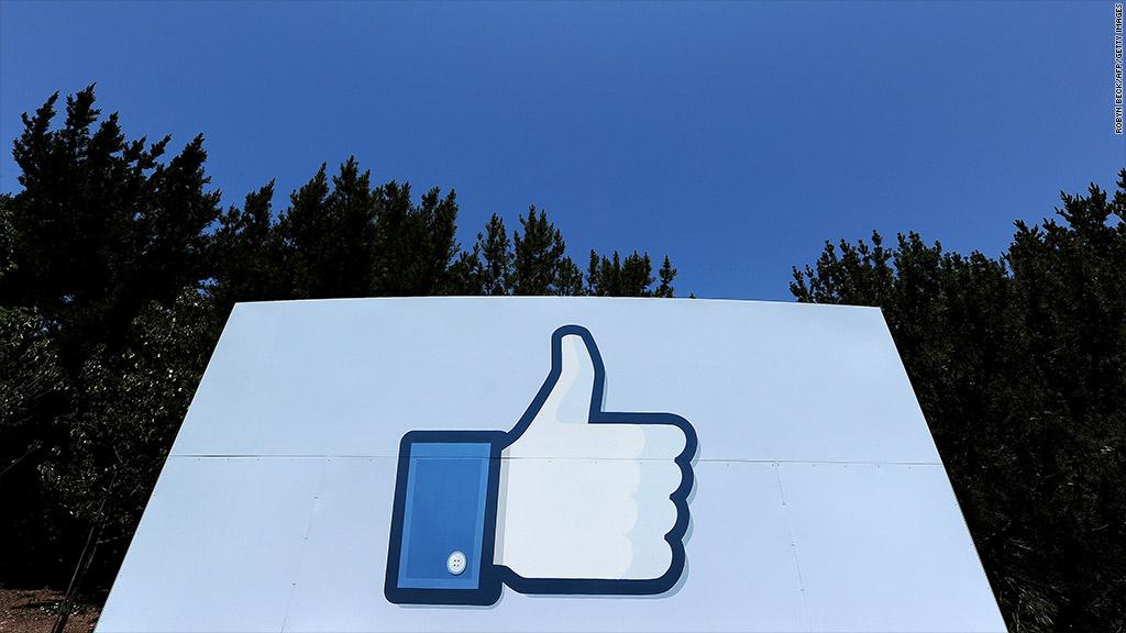 facebook sp500