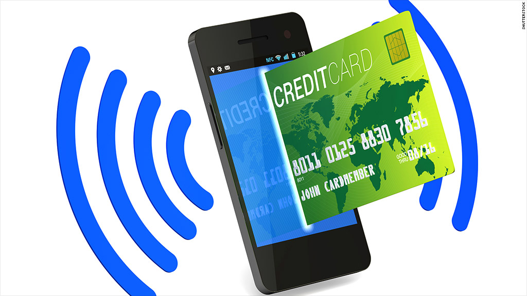 bluetooth mobile payments