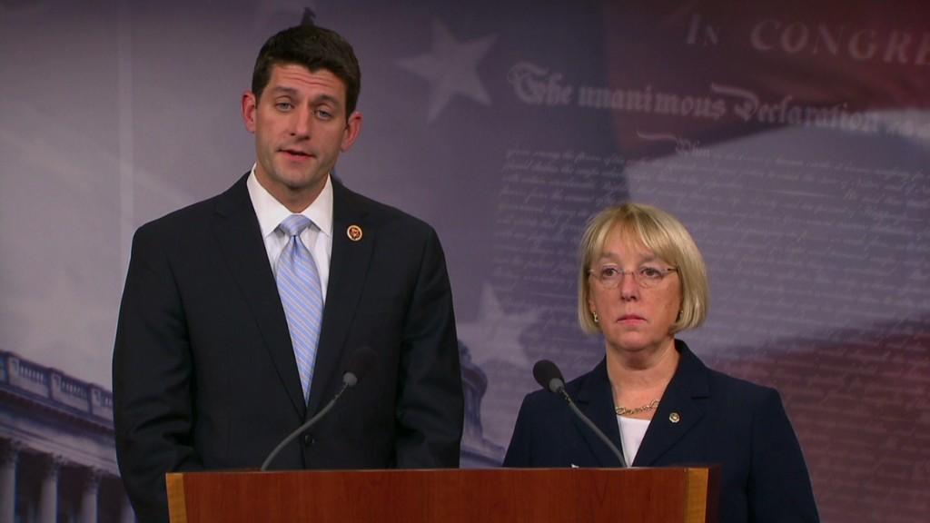 Wow! Budget deal in Washington