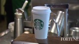 1/3 of Starbucks transactions are prepaid