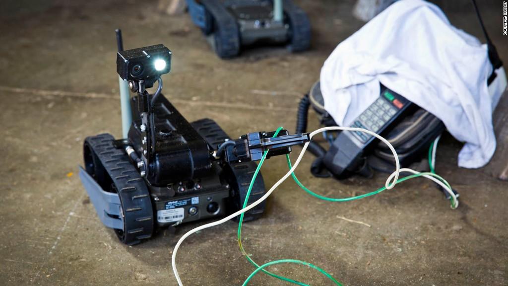 robots irobot