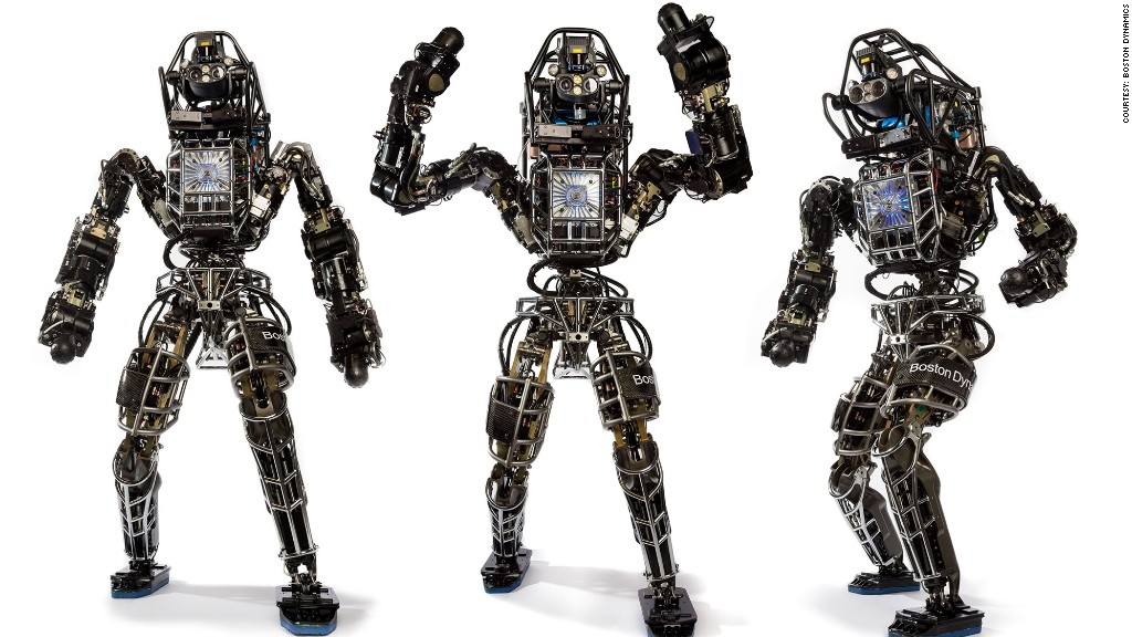 robots atlas x3 lr