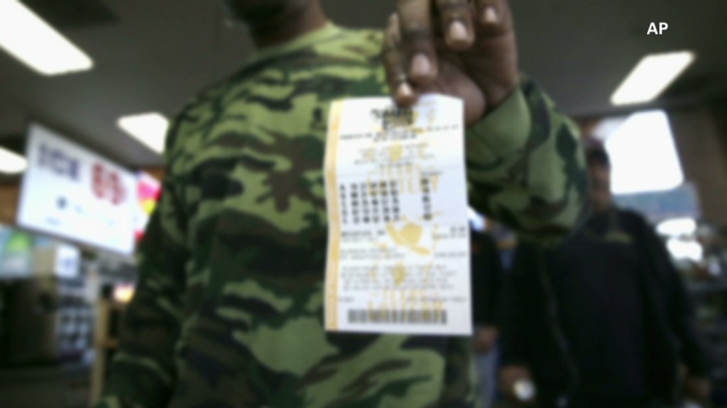 The cold reality of Mega Millions chances
