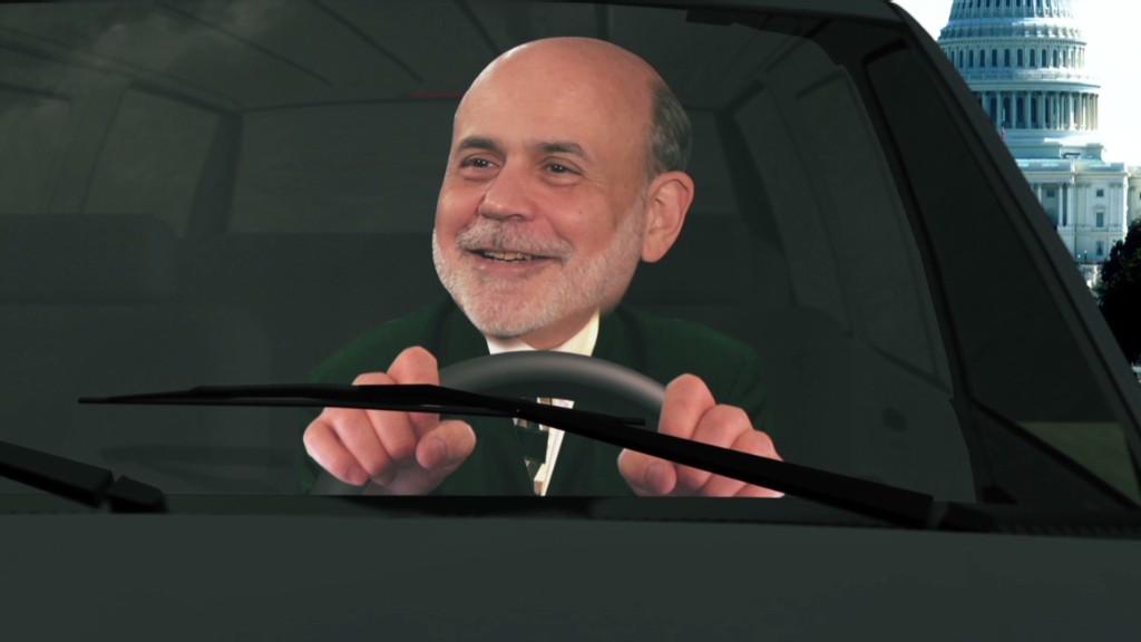 Bernanke's perilous 8-year journey