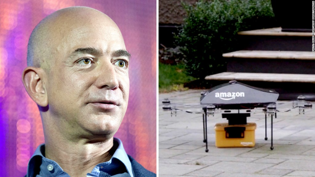 top business stories amazon drone