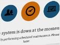Obamacare website down - and back up