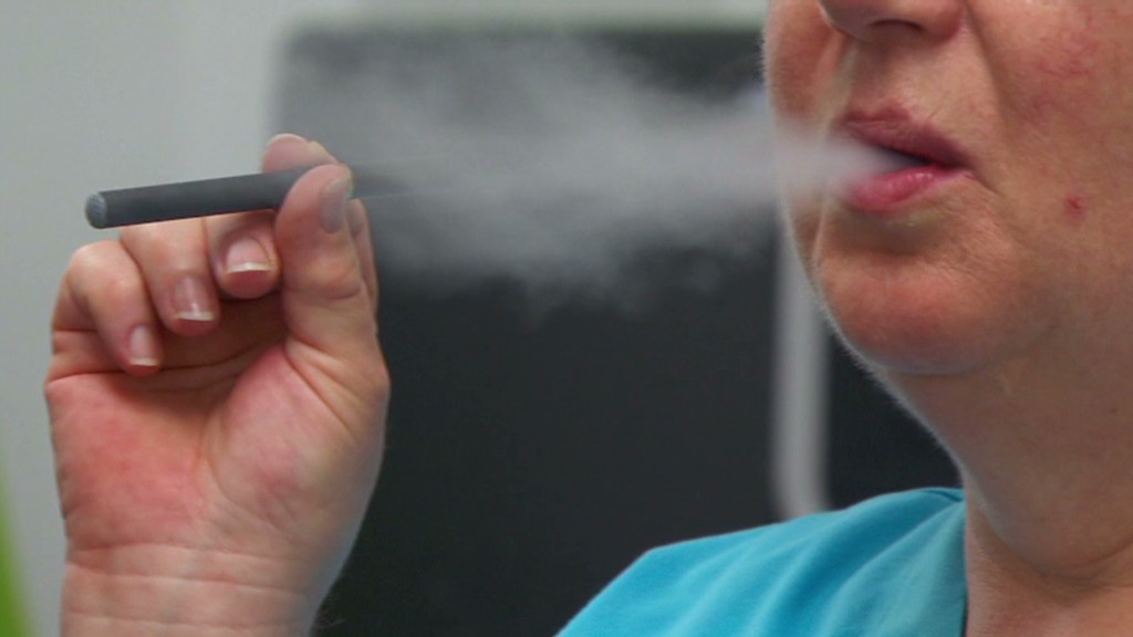 The battle over e-cigarettes