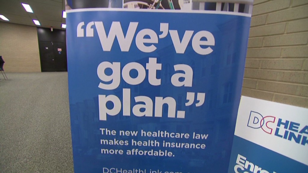 Last-minute rush to sign up for Obamacare