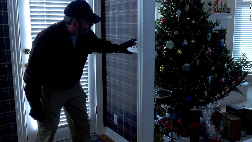 christmas burglary
