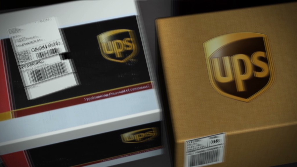 Thousands of gifts still stuck at UPS