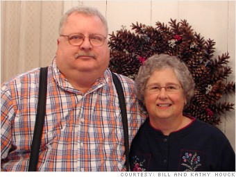 bill and kathy houck
