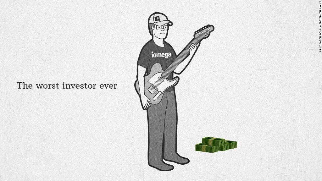 worst investor