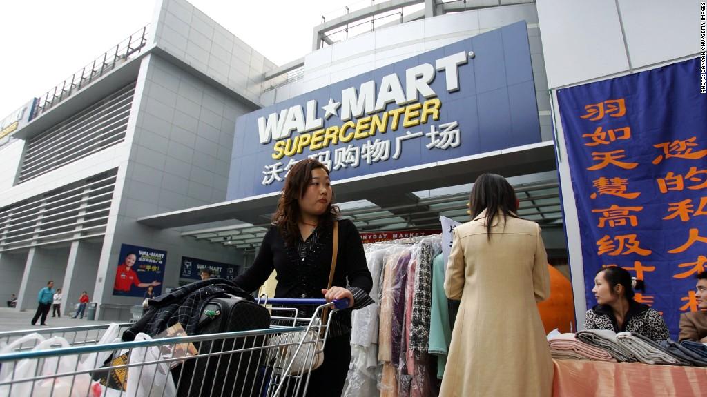 wal-mart china  sc 1 st  CNN Money & Wal-Mart recalls contaminated donkey meat in China