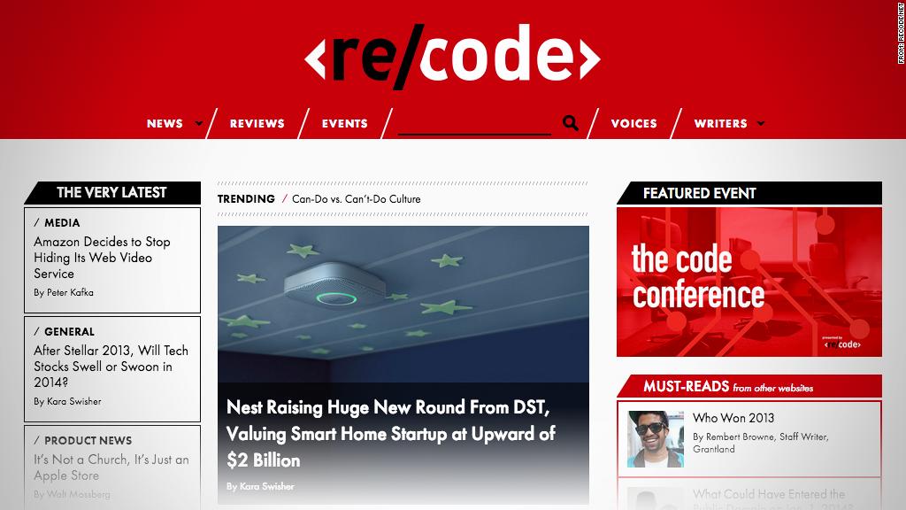 recode net