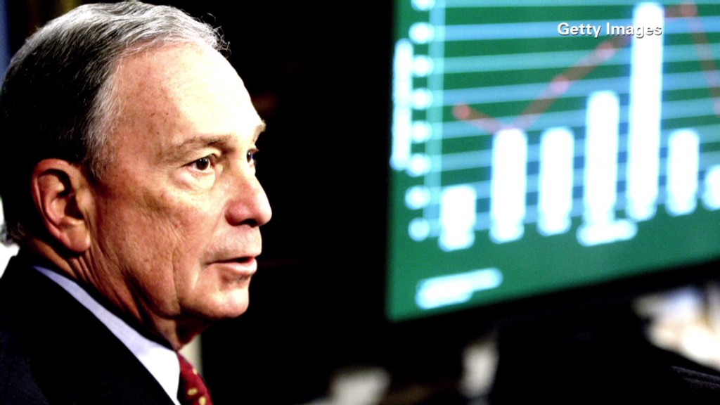 Mike Bloomberg's next chapter