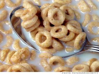 Cheerios recalls 1 8 million gluten-free boxes that may