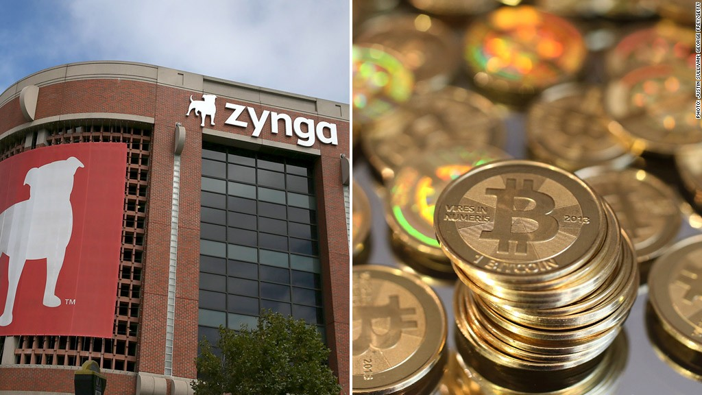 zynga accepting bitcoins