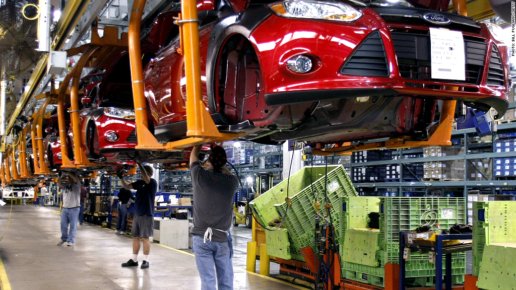 Autoworkers likely to get record profit sharing for Ford motor company pension calculator