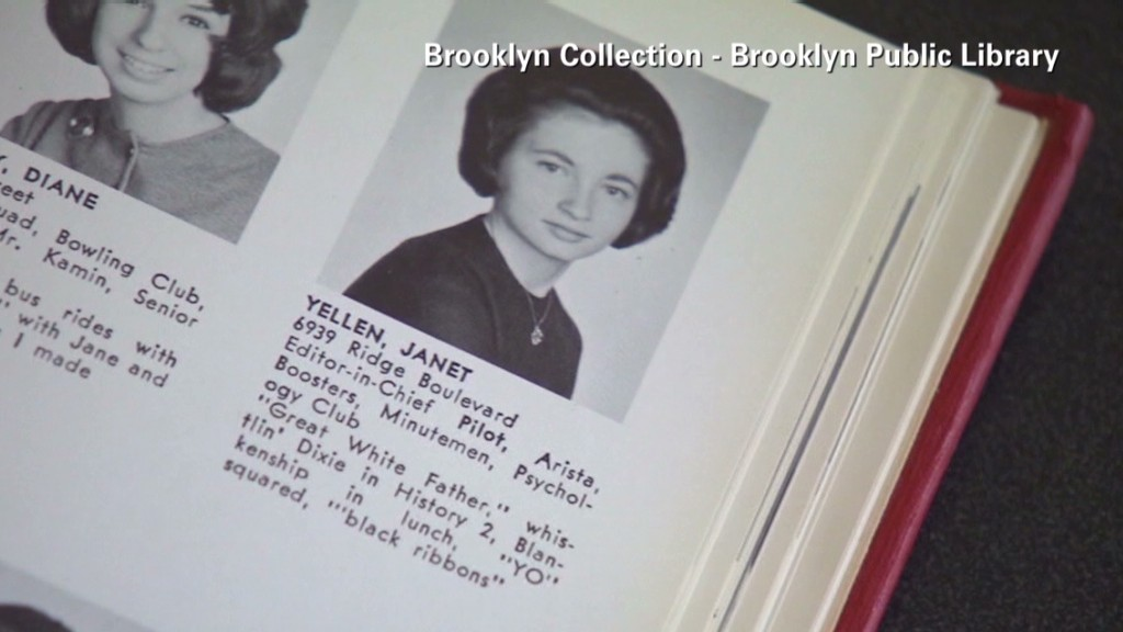 Janet Yellen's Brooklyn roots