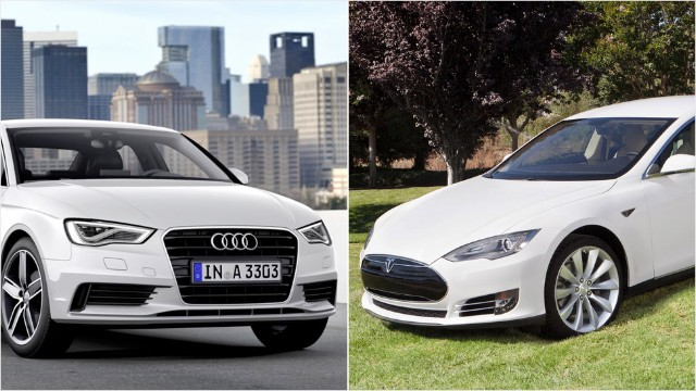 Tesla and Audi to become AT&T cars