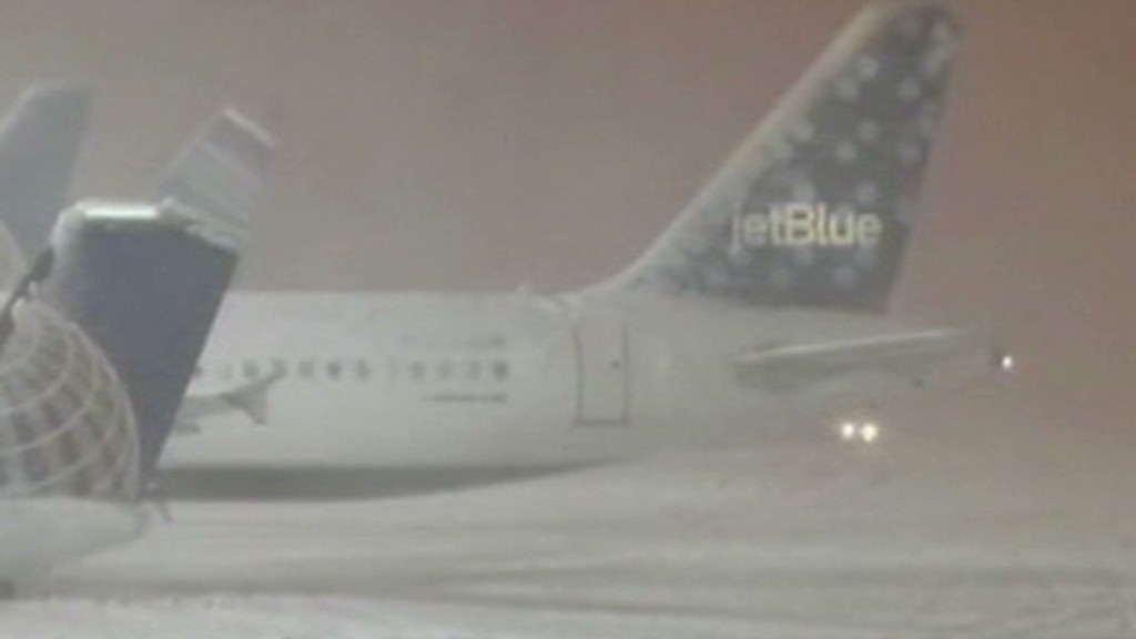 A look back at JetBlue's tarmac woes