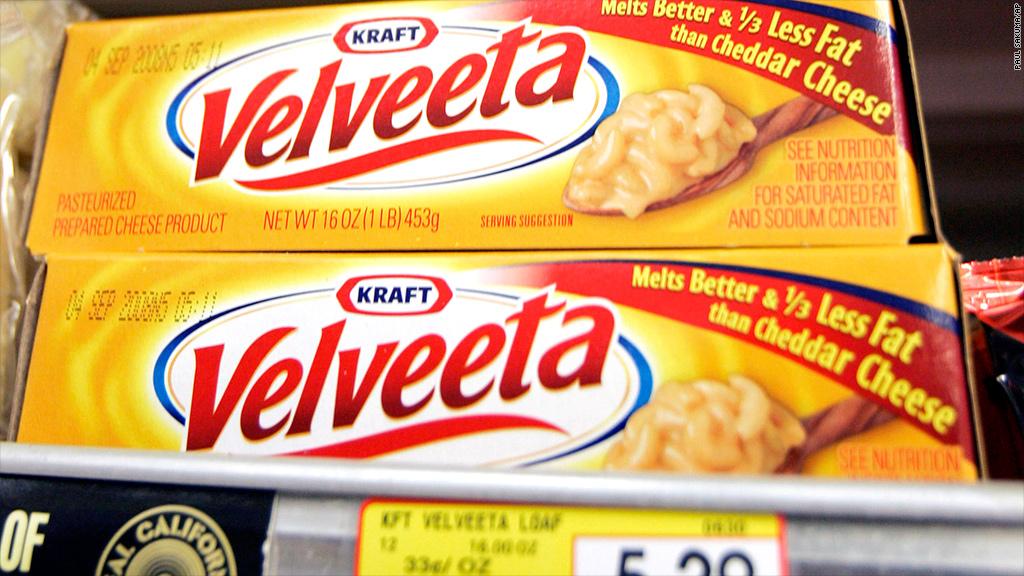 velveeta shortage