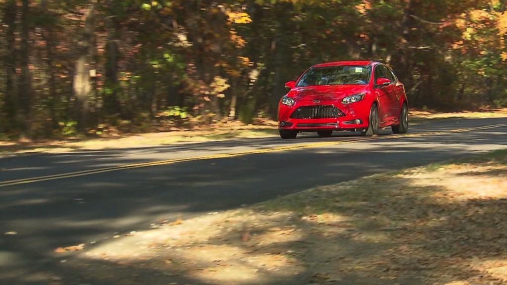Ford Focus ST & Fiesta ST: Mucho fun