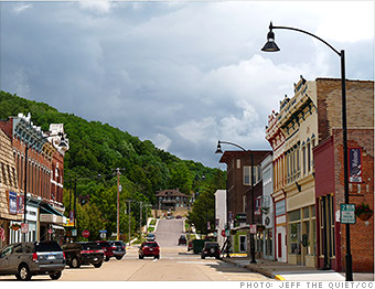 middle class thrive richland center