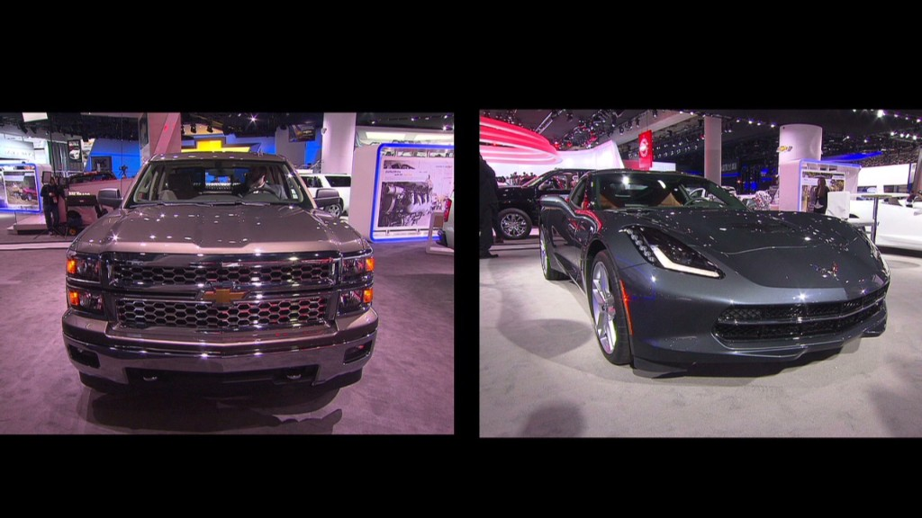 Chevy sweeps Car and Truck of the Year