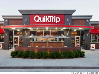 QuikTrip - 100 Best Companies to Work For 2014 - Fortune