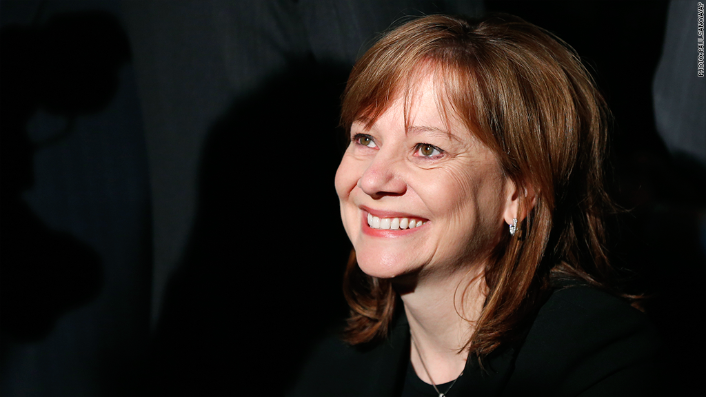 Gm Ceo Barra To Earn 1 6 Million Base Salary
