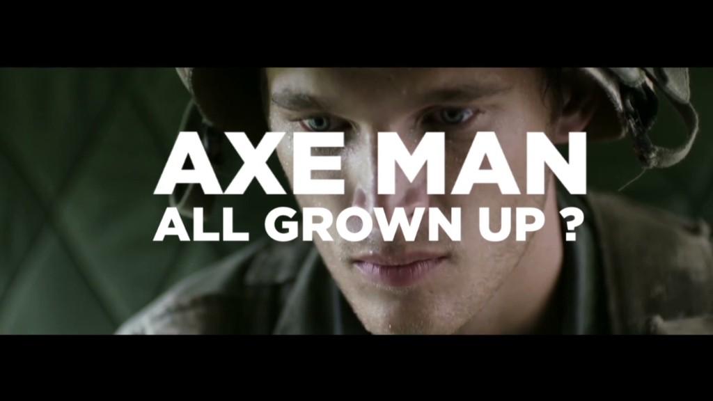 Axe's Super Bowl ads grow up
