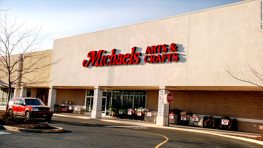 michaels craft store hacked