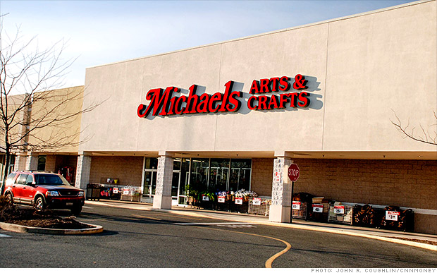 michaels crafts hours customers may be data breach victims jan 25 2014 2426