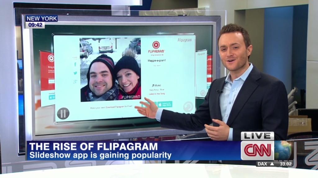 Flipagram explains its business