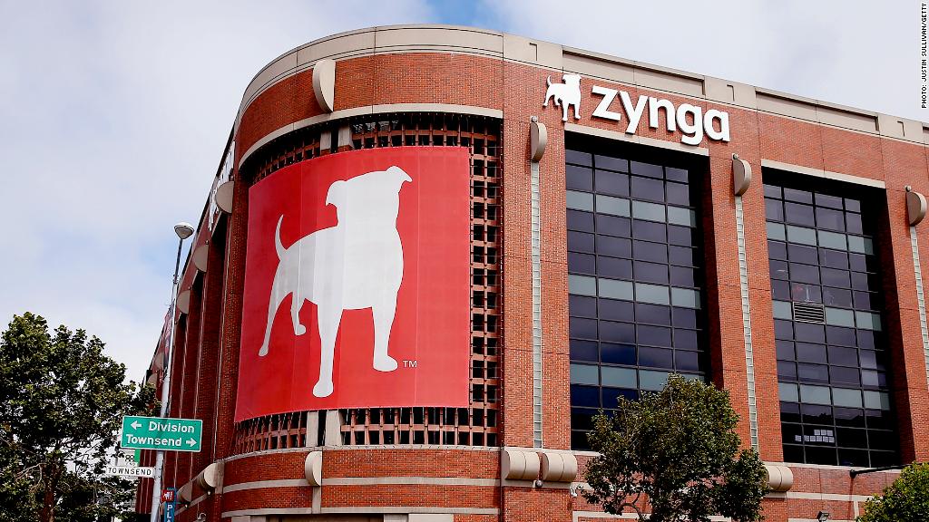 zynga headquarters daytime