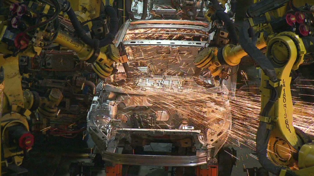 How Chevy Volts are made