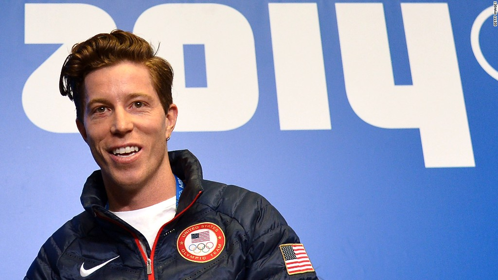 Shaun White's Olympic-sized empire