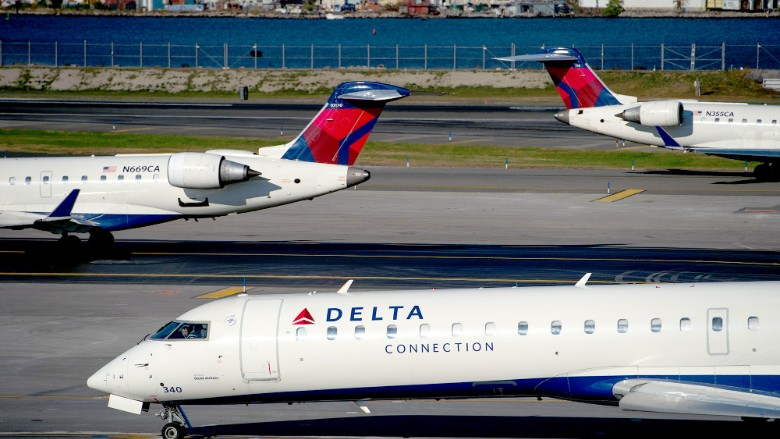 Delta will pay you up to $10,000 to give up your seat