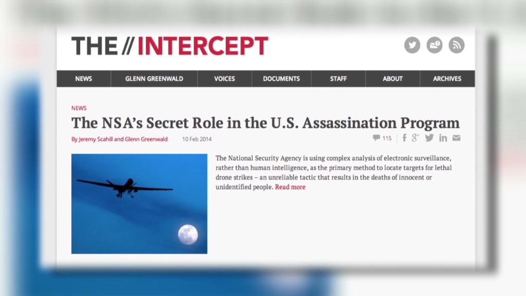 Greenwald's 'Intercept' to go beyond NSA