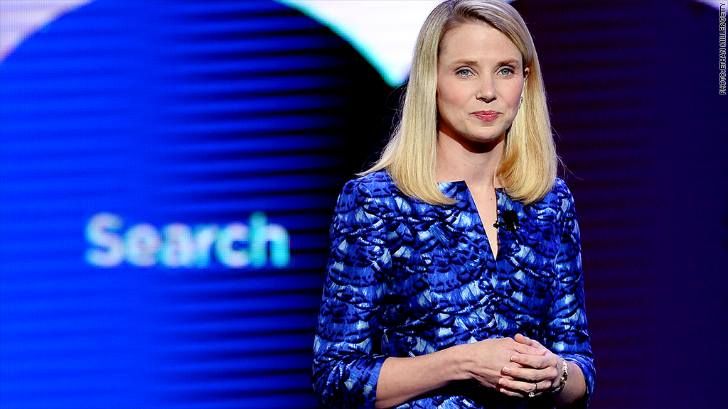marissa mayer yahoo search