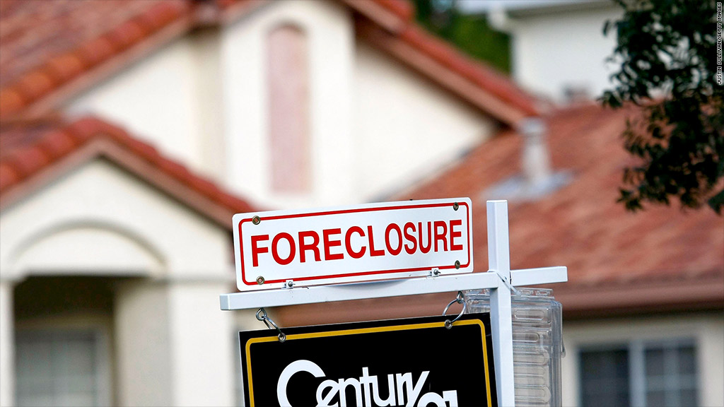 california foreclosure