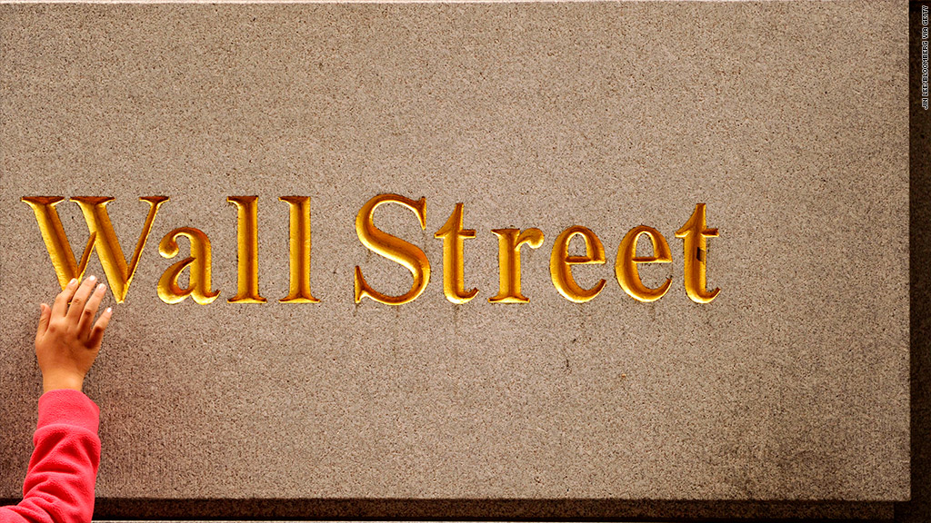 young wall street