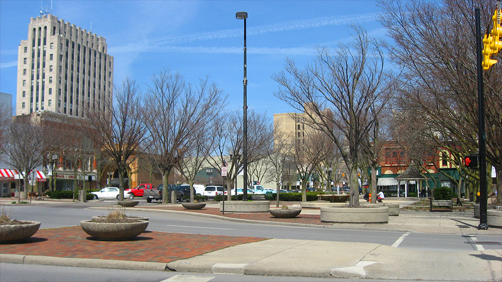 affordable small cities lima ohio