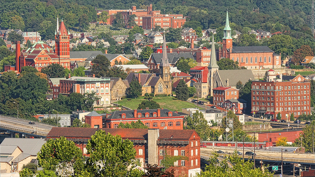 affordable small cities cumberland maryland
