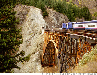 oscar gifts rocky mountaineer