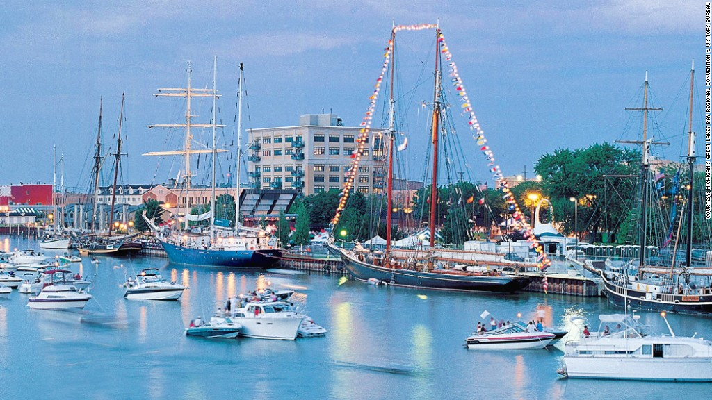 affordable small cities bay city michigan