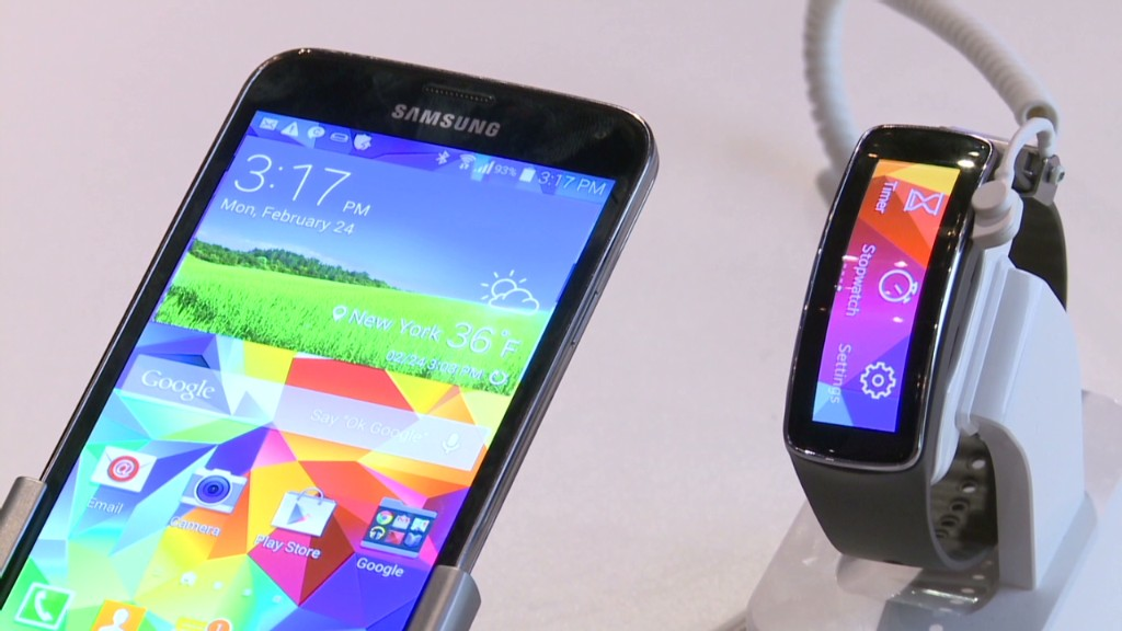 Samsung's new products in 90 seconds